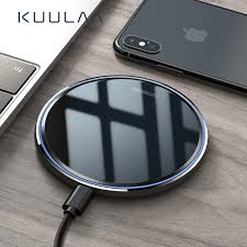 <b>KUULAA Qi Wireless Charger</b>