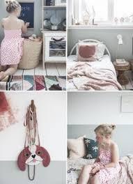 Subtle colours + <b>vintage</b> + <b>light</b> = whimsical girl's bedroom Little Girl ...