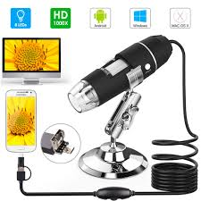 USB Microscope, Splaks 1000x High Power USB <b>Digital Microscope</b> ...