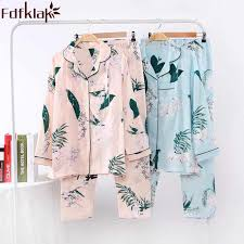 Fdfklak 2018 Spring Autumn New <b>Maternity Sleepwear Nursing</b> ...