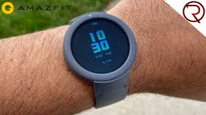 <b>Amazfit Verge Lite</b> Review - An Affordable Fitness Smart Watch with ...