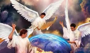 Resultado de imagem para imagens cristã de anjo forte