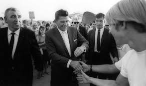 ronald reagan s photos from the vault 1966 reagan handshake jpg