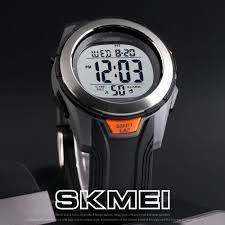 Shop <b>Skmei</b> Men Sport Fashion <b>Countdown Stopwatch</b> Digital ...