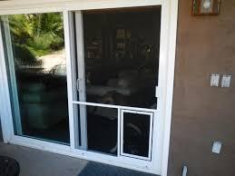 large sliding patio doors:  doggie doors for sliding glass doors built in also doggie doors for sliding glass doors home