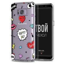 Купить <b>Чехол With Love</b>. <b>Moscow</b> W004666SAM для Samsung ...
