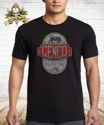 Beste Kopen God Vader T shirt Genco Olijfolie Mafia Movie Film 70 ...
