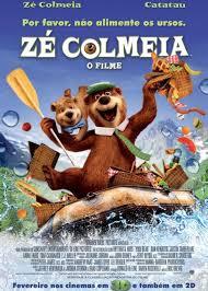 Zé Colmeia – O Filme – HD 720p – Dublado (2010)