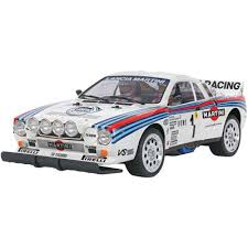 Tamiya <b>1/10</b> Lancia 037 <b>Rally</b> TA02-S 4WD Kit | TowerHobbies.com