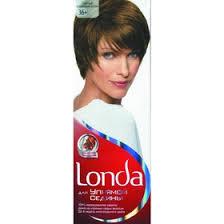 <b>Крем</b>-<b>краска для волос Londa</b> «Для упрямой седины», тон 36+ ...