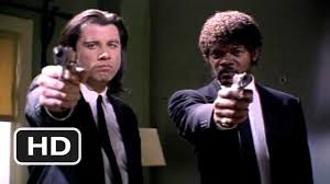 <b>Pulp Fiction</b> Official Trailer #1 - (1994) HD - YouTube