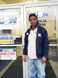more than factory workers are being fired after trump said robert james vice president of united steelworkers local 1999 which includes nearly 1 300 employees