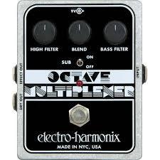 Купить Electro-Harmonix (EHX) <b>Octave</b> Multiplexer - гитарный ...