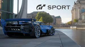 Gran Turismo Sport için çıkış tarihi verilmiş olabilir