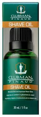 <b>Масло для бритья</b> Shave Oil <b>натуральное</b> Clubman — купить по ...