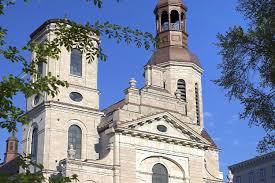 notre dame de qubec basilica cathedral cathacdrale de notre dame