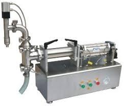 <b>Настольный поршневой дозатор для</b> жидких продуктов LPF-1000T