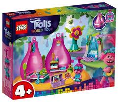 <b>Конструктор LEGO Trolls</b> World Tour 41251 <b>Домик</b>-<b>бутон</b> Розочки ...