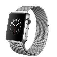 Миланский сетчатый <b>браслет</b> для <b>Apple</b> Watch 42 мм – купить в ...