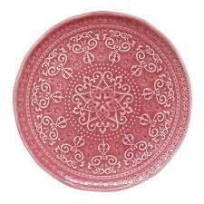 <b>Тарелка закусочная 19</b> см Easy Life <b>Abitare</b> темно-розовая за 297 ...