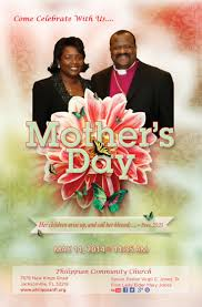 best images about church flyers posts church mother s day at philippian community church