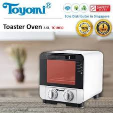 TOYOMI Electric Oven Toaster 8.0L [Model: TO <b>8030</b>] - Official ...
