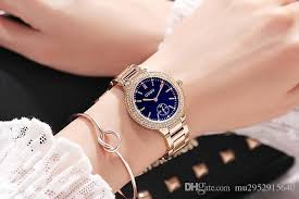 <b>2018</b> Luxury <b>Brand GUOU</b> Ladies Watch Glass Fashion Women's ...