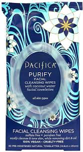 Pacifica <b>Purify</b> Coconut Water <b>Cleansing Wipes</b>: Amazon.ca: Beauty