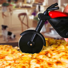 <b>Bicycle Pizza Cutter</b> Creative Bike Cutting Wheel Pizza Cutter for ...
