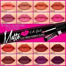 <b>L.A. Girl Matte</b> Lipsticks for sale | eBay