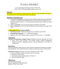 how to write experience in resume  socialsci cohow