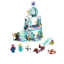 Online Shop 316pcs <b>Dream Princess Elsa</b> Ice <b>Castle Princess</b> Anna ...