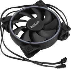 Купить <b>Вентилятор PCCooler CORONA FRGB</b>, 120мм, 1800rpm ...