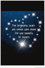 life-love-quotes-the-brightest-stars-are.jpg via Relatably.com