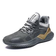 <b>ZYYZYM Men</b> Winter <b>Sneakers</b> Autumn <b>Men</b> Casual Shoes Plush ...