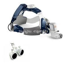 3.5X420mm <b>Medical Loupes Binocular</b> Magnifier <b>Medical</b> Dental ...