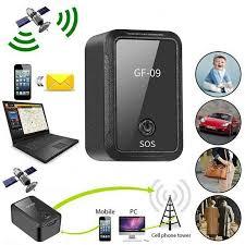 <b>GF</b>-<b>09 Mini GPS Tracker</b> Spy Locator Tracking Safety Device Car ...