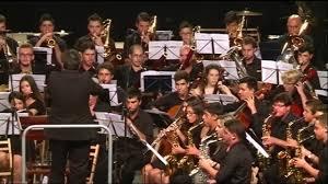 <b>1812 OVERTURE</b>, P. I. <b>Tchaikovsky</b> (Canons i campanar) - Banda ...