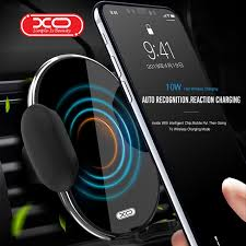 XO WX013 Qi Car <b>Wireless</b> Charger For iPhone 11 Pro Max ...