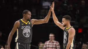 Why Steph Curry believes playing with Kevin Durant 'cemented' him ...
