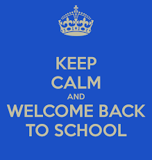 Image result for keep calm back to school