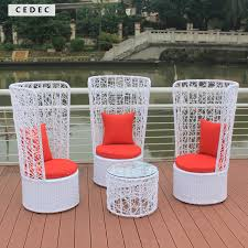 outdoor patio wicker furniture new resin 4 pc bar cheap plastic patio furniture