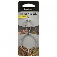 KICL-11-R3 <b>Брелок</b> для ключей <b>NITE IZE INFINI</b>-<b>KEY</b> XL купить в ...