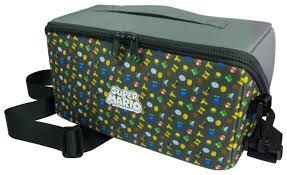 HORI <b>Сумка</b> Carry All <b>Bag Super</b> Mario для консоли <b>Nintendo</b> ...