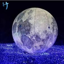 <b>Moon Ball Inflatable</b>