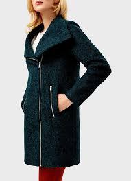 <b>Пальто</b> на молнии прямого силуэта (LJ6V62-47) купить за 3999 ...