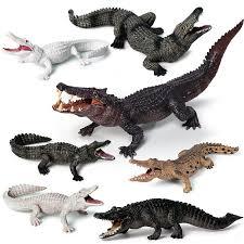 <b>Hot Sale Simulation</b> Wild Crocodile Figure Collectible Toys ...