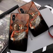 Husqvarna Happy <b>Halloween Luminous</b> Glow Phone <b>Case</b> iPhone ...