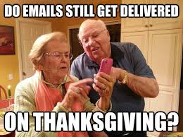 Technologically Challenged Grandparents memes | quickmeme via Relatably.com