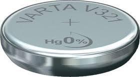 <b>321</b> (<b>V321</b>/SR65), Элемент питания оксид серебра 1.55В | купить ...